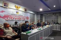 Pemprov: Dua daerah di Sulteng masuk level IV PPKM