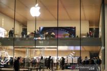 Produksi iPhone 13 terhambat banjir di Zhengzhou