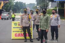 Ganjil-genap di Kota Bogor untuk turunkan mobilitas masyarakat