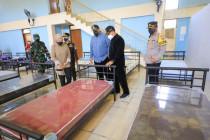 RS Lapangan Asrama Haji di Kota Madiun mulai beroperasi