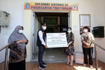 Bantuan ribuan alkes didistribusikan ke-32 Puskesmas di Surabaya