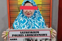 Polres Lhokseumawe tetapkan selebgram jadi tersangka pelanggaran PPKM