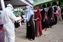 Wamenag: Ponpes-rumah ibadah diupayakan jadi lokasi sentra vaksinasi