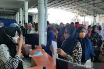Warga Banda Aceh diminta patuhi prokes saat ambil bantuan beras PPKM