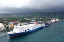 Kemenhub-Pelindo III berikan layanan antigen gratis pengemudi logistik