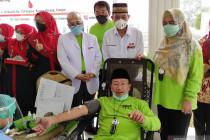 Selama PPKM Darurat, PMI Cianjur krisis stok darah berbagai golongan