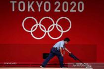 Penerapan protokol kesehatan di venue Olimpiade Tokyo 2020