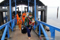 Polda-Korem perketat pelabuhan Bangka Barat cegah COVID-19