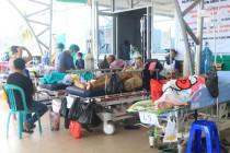 Ketersediaan oksigen di tiga kabupaten dan kota di Papua terkendala