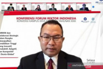 Forum Rektor Indonesia usulkan lima rekomendasi kepada pemerintah