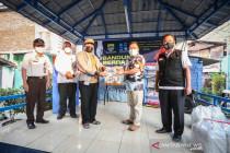 Upaya warga Bandung tularkan semangat berbagi saat pandemi