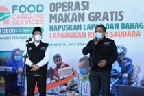 ACT luncurkan layanan antar makanan siap santap ke rumah warga