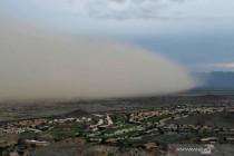 Badai debu menerjang Arizona AS