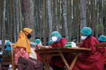Yogyakarta percepat vaksinasi bagi pelaku wisata dan ekonomi kreatif