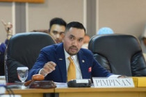 Sahroni minta KPK awasi proses pengadaan laptop untuk pelajar