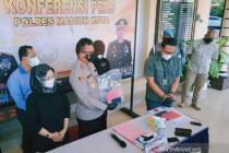 Polres Madiun Kota tangkap pemuda hina profesi wartawan di medsos