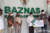 Baznas Kulon Progo salurkan bantuan Rp568,5 juta penanganan COVID-19