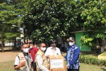 KSP giatkan Gerakan Sebar Masker dari Pintu ke Pintu di Bekasi