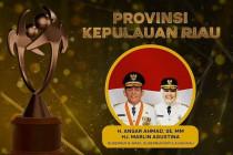 Kepri raih penghargaan pelopor provinsi layak anak dari Menteri PPPA