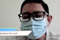 Vaksinolog: Penderita diabetes tanpa kondisi akut boleh divaksin covid