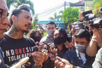 Jerinx SID telah diperiksa Polda Metro Jaya di Polres Badung-Bali