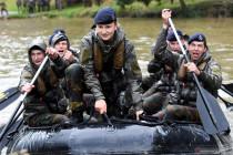 Putri Mahkota Belgia Elisabeth ikuti pelatihan militer