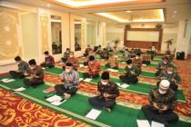 Munajat ASN di Serambi Makkah untuk pengentasan COVID-19