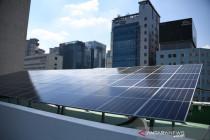 KBRI Seoul beralih ke sumber listrik panel surya