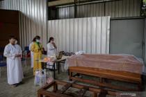 Krematorium gratis jenazah  COVID-19