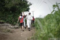 Penambahan kasus kematian karena COVID-19 di Bandung semakin menurun