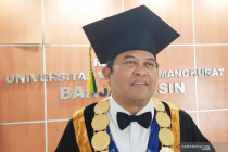Rektor ULM dorong mahasiswa merintis usaha sejak di bangku kuliah