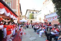 """Selenggarakan \""""Ceria Merdeka\"""", KBRI Roma peringati Hari Anak Nasional"""