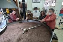 """KBRI Kairo \""""diplomasi\"""" kopi Indonesia di Mesir"""