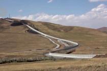 Turki bangun tembok 40 mil halau masuknya migran Afghanistan