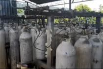 Begitu berartinya bantuan 30 ton oksigen dari Riau untuk Sumbar
