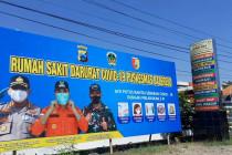 Riau & Madiun siapkan RS darurat & RS lapangan