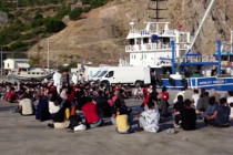 Turki menahan 200 migran Afghanistan dalam perjalanan ke Italia