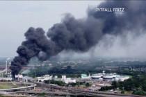 Dua orang tewas dan tiga hilang dalam ledakan di kawasan industri Jerman
