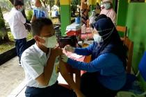 Vaksinasi pelajar rampung, sekolah harapkan PTM dimulai