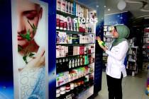 Kreasi kosmetik herbal karya wanita Gaza