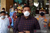 Wali Kota Medan resmikan tempat isolasi terpusat eks-Hotel Soechi