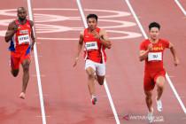 Zohri gagal melaju ke semifinal 100 m putra Olimpiade Tokyo 2020