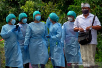 Sebanyak 10.991 nakes Denpasar terima vaksin ke tiga mulai 2 Agustus