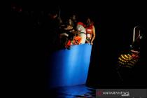 Operasi penyelamatan imigran di lepas pantai Tunisia