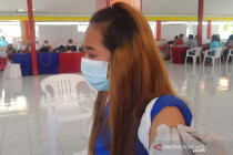 Kota Semarang stop sementara suntikan pertama karena vaksin menipis