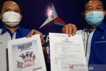 Pengurus Demokrat Jateng adukan Wamendes ke polisi