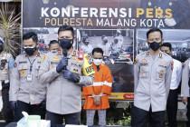Polisi tangkap pelaku penipuan merugikan korban Rp1,25 miliar