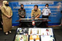 Pemkot Makassar-Kemhub-Pelni kerja sama manfaatkan kapal untuk isolasi