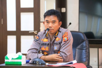 Polda menetapkan Wakil Ketua DPRD Malut tersangka