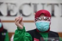 1.408 tenaga kesehatan di Bandung sudah dapat suntikan ketiga vaksin